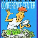 Norman the Nephite and the A-MAZE-ing Conference Center
