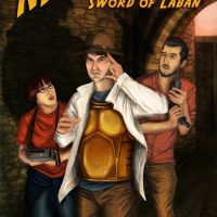 Moroni Smith and the Sword of Laban — Book 3