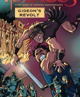 iPlates Volume 2 Part II: Gideon's Revolt — Book of Mormon Comics